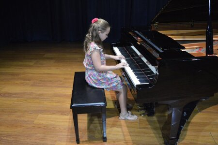 Recital picture